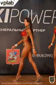 Чемпионат Московской области по бодибилдингу - 2019 (страница 5)