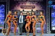 Кубок Санкт-Петербурга по бодибилдингу - 2019 (страница 13)