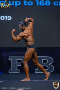 IFBB Чемпионат мира по бодибилдингу - 2019 (страница 2)