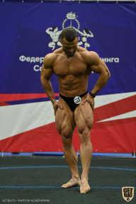 Чемпионат Санкт-Петербурга по бодибилдингу - 2021
