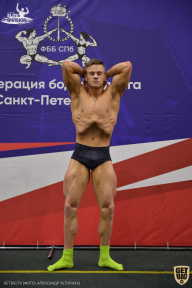 Кубок Санкт-Петербурга по бодибилдингу - 2021