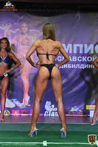 Чемпионат Ярославской области по бодибилдингу - 2021
